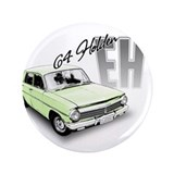 "Holden 3.5"" Button (100 pack)"