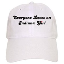 Loves Indiana Girl Cap