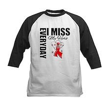 AIDS Everyday I Miss My Hero Tee