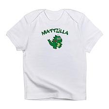 Mattzilla Infant T-Shirt