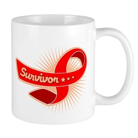 AIDS Survivor Mug