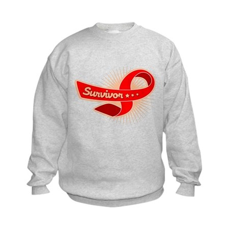 AIDS Survivor Kids Sweatshirt