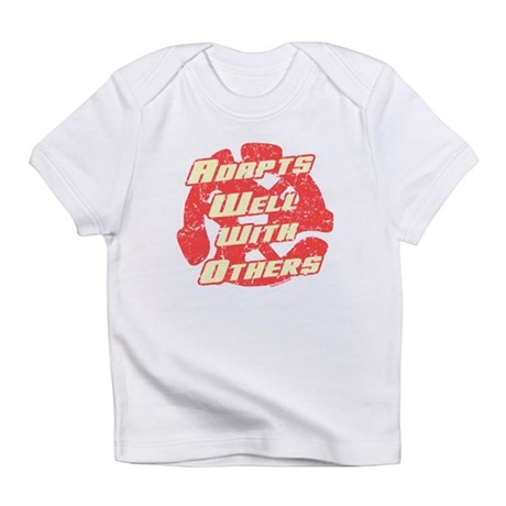 Adapts Well Infant T-Shirt