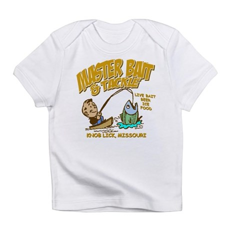 Master Bait Tackle Pink Infant T-Shirt