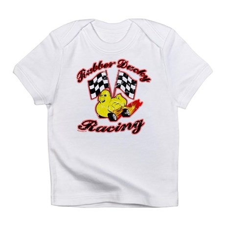 Rubber Ducky Racing Infant T-Shirt