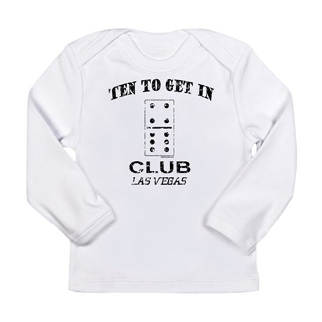 Club 10 Long Sleeve Infant T-Shirt