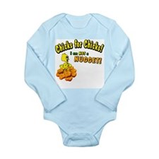 Chicks for Chicks Long Sleeve Infant Bodysuit