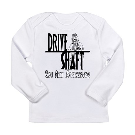 Drive Shaft LOST Long Sleeve Infant T-Shirt