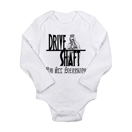 Drive Shaft LOST Long Sleeve Infant Bodysuit