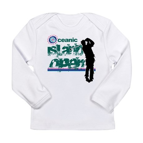 Oceanic Island Open Long Sleeve Infant T-Shirt