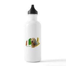 Irish Wolfhound Water Bottle