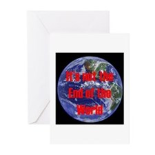 End of the World Greeting Cards (Pk of 10)