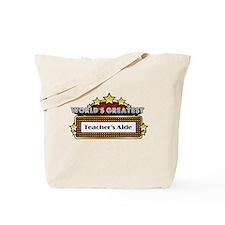 World's Greatest Teacher's Ai Tote Bag
