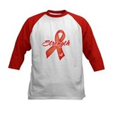 AIDS Strength Ribbon Tee