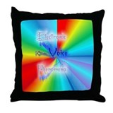Everything Paranormal Throw Pillow