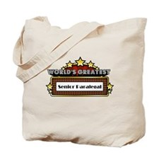 World's Greatest Sr. Paralega Tote Bag