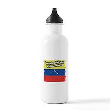 VENEZUELA Water Bottle
