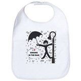 'Singing in the Rain' Bib