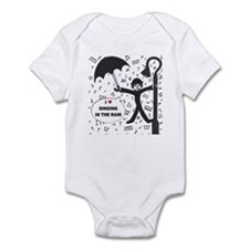'Singing in the Rain' Infant Bodysuit