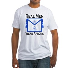 Real Men Wear Aprons Shirt