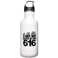 Kicks in the 616 Water Bottle
