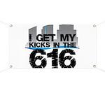 Kicks in the 616 Banner