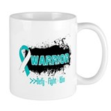 Warrior - Cervical Cancer Mug