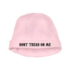 Don't Tread on Me baby hat