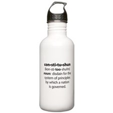 Constitushun Water Bottle