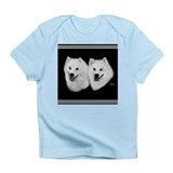 American Eskimo Infant T-Shirt