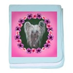 New Chinese Crested Design baby blanket