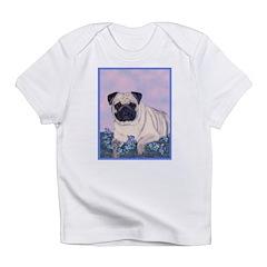 Pensive Pug Infant T-Shirt