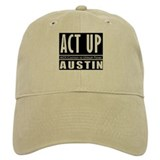 ACT UP Austin Cap