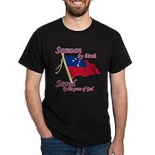 Samoan by birth T-Shirt