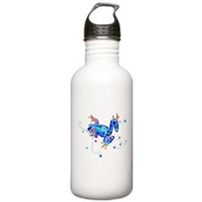 Crazy Tree Frogs Water Bottle