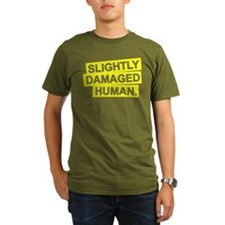 Damaged Human T-Shirt