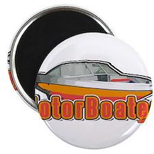 """Motorboater 2.25"""" Magnet (10 pack)"""