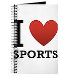 I Love Sports Journal