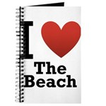 I Love the Beach Journal