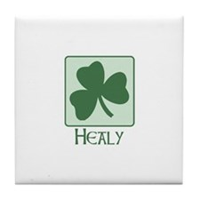 Healy Family Tile Coaster