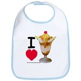 Unique Sundae Bib