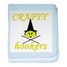 crafty hooker crochet witch baby blanket
