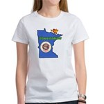 ILY Minnesota Women's T-Shirt