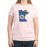 ILY Minnesota Women's Light T-Shirt