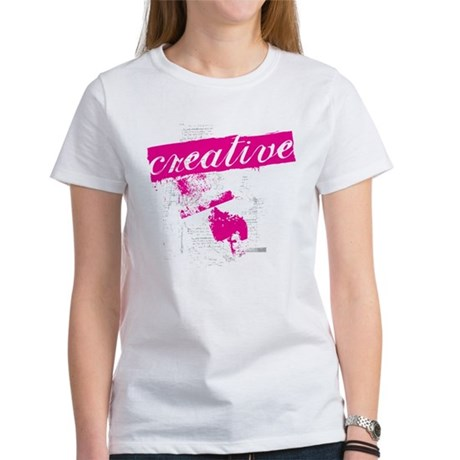 creative Women's T-Shirt