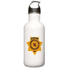 Charles County Sheriff Sports Water Bottle
