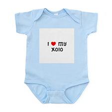 I * my Xolo Infant Creeper