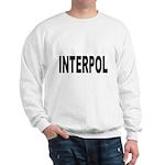 INTERPOL Police (Front) Sweatshirt