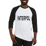 INTERPOL Police Baseball Jersey