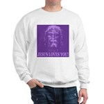 Jesus Loves You! Sweatshirt